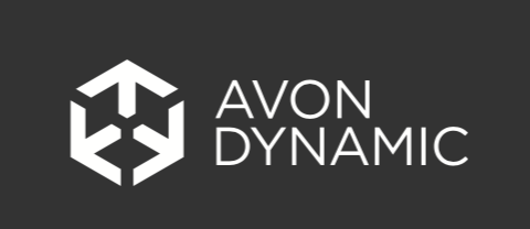 Avon Dynamic Logo Dark